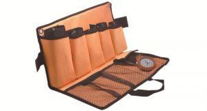 Kit Tensiomètre manuel de base type palm kit kit 5* brassards,  Qualité Supérieure (y compris stéthoscope de qualité)  ST-A80S-SET