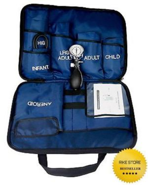 Kit Tensiomètre manuel de base type palm kit kit 5* brassards ST-A60S II